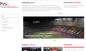 Hospitality Sport